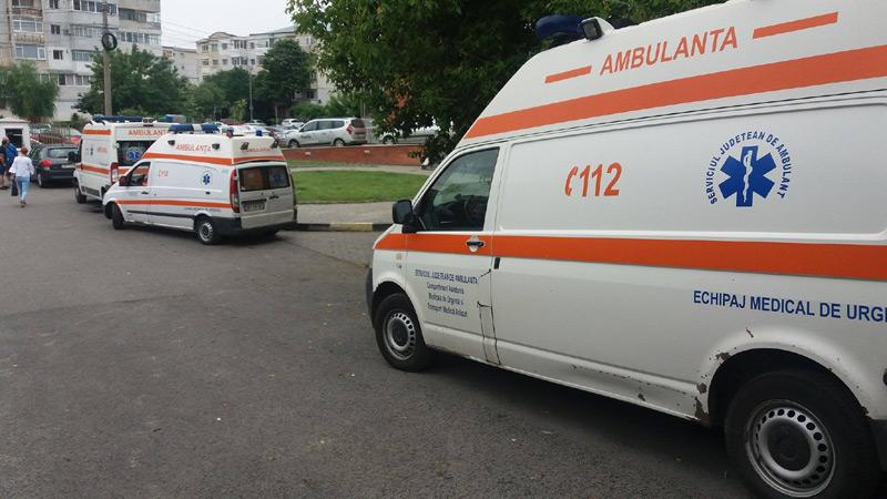 Üzemanyagot loptak a mentősök, ezzel több ember halálát okozhatták