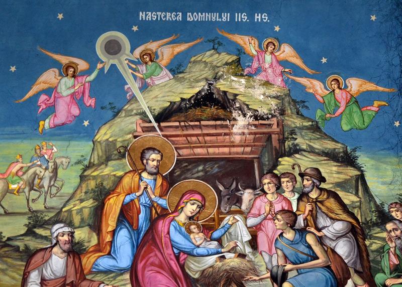 Naşterea Domnului (Crăciunul) | Obiectiv Vocea Brailei